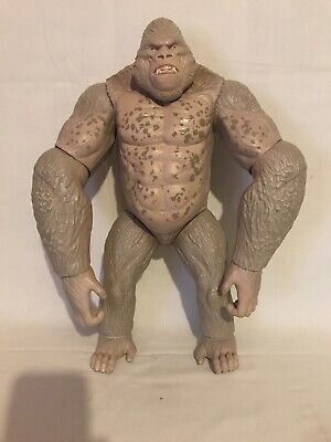 Rampage The Movie Mega George 41cm 16 Mega Gorilla Toy Action Figure Huge 29 99 Picclick Uk