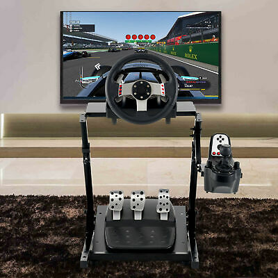 Heavy Duty Racing Steering Wheel Stand for Logitech G25, G27, G29, G920