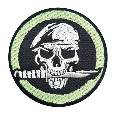 P1 SPECIAL FORCES Iron on Patch Military Army Subdued