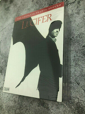 Lucifer TV Series Complete Season 1-4 - Brand NEW - Free Shipping...