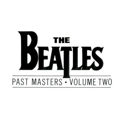 1 CENT CD The Beatles – Past Masters • Volume Two / HEY JUDE / LET IT BE