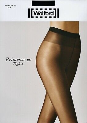 Brand new Wolford Admiral neon 40 glossy tights Large
