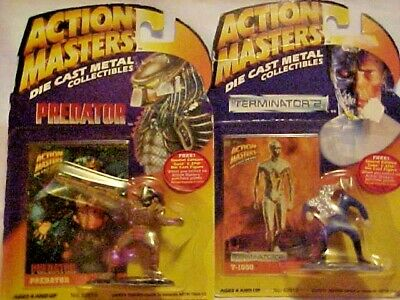 Action Masters Die Cast Figures Take Your Pick!