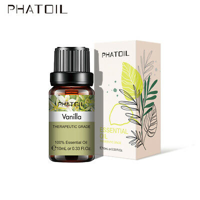 Vanilla 100% Pure Aromatherapy Essential Oils Organic Essential Oil Fragrances
