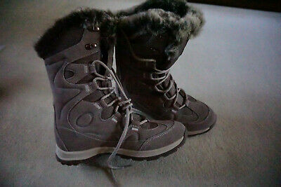 JACK WOLFSKIN W Galcier Bay Texapore High Grey 39,5 Damen