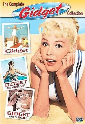 Gidget - The Complete Collection (2-Disc Set) (DVD, 2004, 2-Disc Set)
