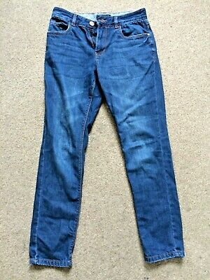 Next Blue Denim Skinny Jeans Age 13 Years (158cm)
