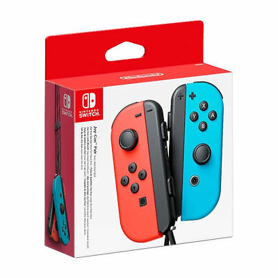 Nintendo Joy-Con Neon Red/Neon Blue (11396094) Joysticks