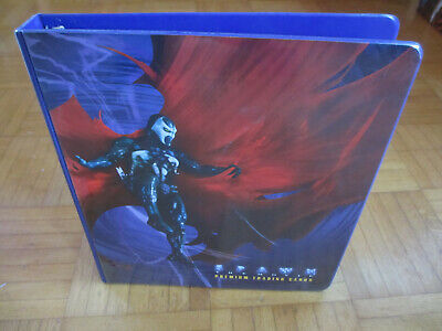 SPAWN The Movie Sammelkarten Ordner Trading cards Binder Inkworks 1997 ccg tcg