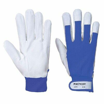 Double Palm Rigger-Builders-Gardeners Glove sUw 12 Pair Pack