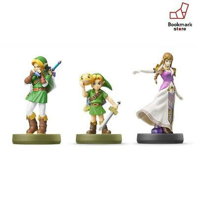 Neuf Nintendo Amiibo The Legend De Zelda 3 Set F/S De Japon