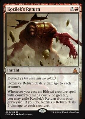 Foil Near Mint MTG Magic Spatial Contortion Oath of the Gatewatch