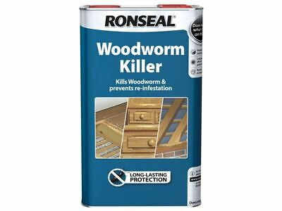 Woodworm Killer 5 Litre RSLWK5L