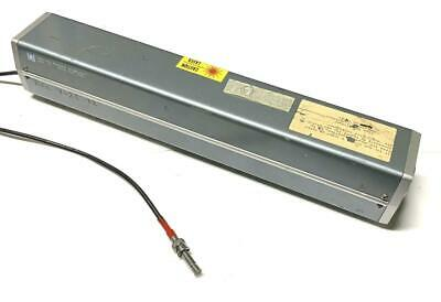 Spectra Physics 120 Helium-Neon Laser - SOLD AS IS