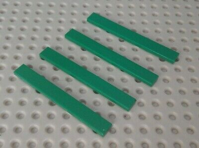 LEGO® 20Stk Smooth Parts 1x8 - Fliese Red 4162-01 Rot