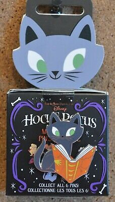 New Disney Pin Binx Cat Hocus Pocus Mystery 2020 Limited Release Chaser Pin