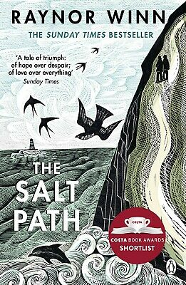 The Salt Path Sunday Times by Raynor Winn, Physical Geography Paperback NEW
