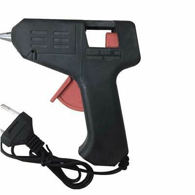 Glue Gun Hot Melt Electric Trigger Diy Adhesive Crafts Free Delivery In Uk New