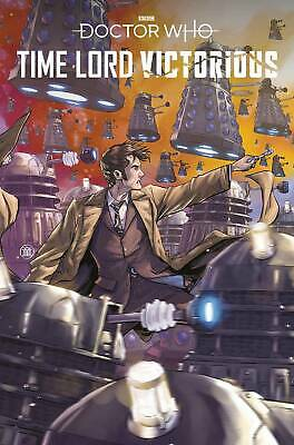 Doctor Who Comics #2D NM 2020 Stock Image