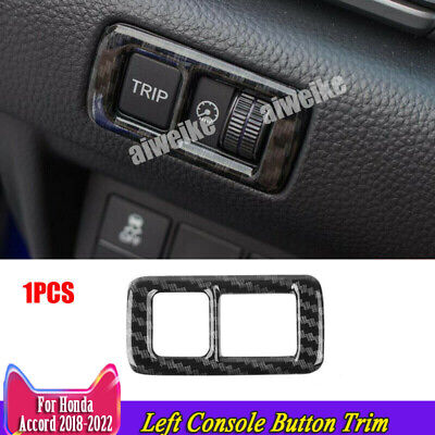 Fit For Honda Accord 2018-2019 LH Console Function Button Trim Panel Cover New