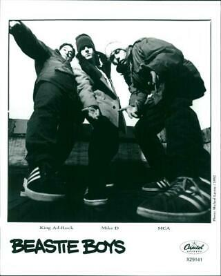 King Ad-Rock, Mike D and MCA - Vintage photograph 2761247