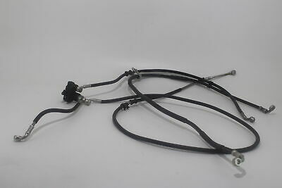 13-15 Piaggio Bv Front Brake Caliper Hoses Lines  Front Brake Hose with pressure