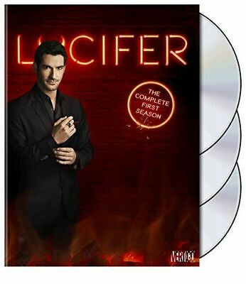Lucifer: The Complete First Season New Dvd