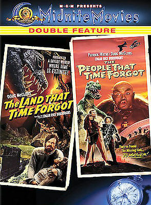 The Land that Time Forgot / The People that Time Forgot (Midnite Movies Double