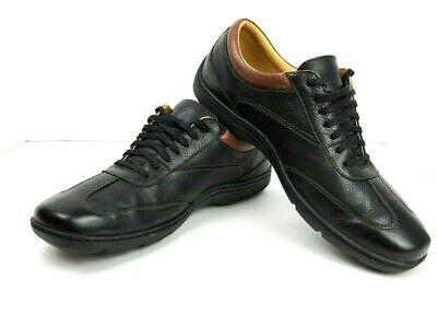 Cole Haan Mens Oxfords Casual Dress Shoes Size 10 Black Brown Lace Up