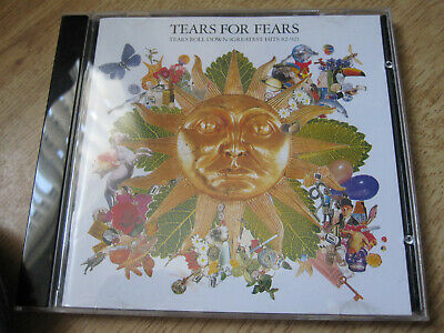 Tears For Fears Tears Roll Down Greatest Hits 1982-1992 Cd