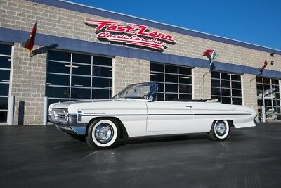 1961 Oldsmobile Eighty-Eight Convertible 1961 Oldsmobile Dynamic 88 Convertible Freshly Rebuilt V8 New Interior and Paint