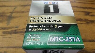 Mobil 1 Genuine New M1C-251A Extended Performance Oil Filter
