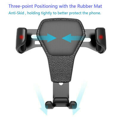 Car Air Vent Mount Cradle Holder Stand 4 To 7 For IPhone Mobile Cell Phone GPS
