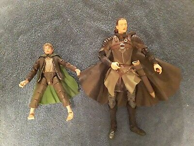 BNIB Legolas Action Figure 2002 The Lord of the Rings The Two Towers