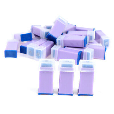 Safety Lancets, Pressure Activated 28G Lancets for Single Use, 50 Co S4