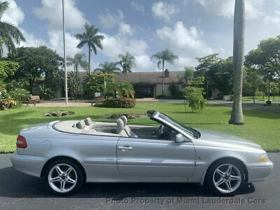 2001 Volvo C70 LT Convertible Volvo C70 LT Turbo Convertible Low Miles Clean Carfax Fully Loaded Garage Kept
