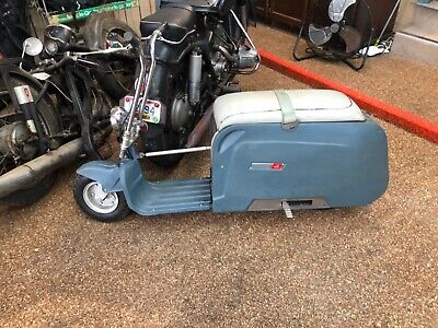 1960 Other Makes  1960 Centaur Luggage Scooter