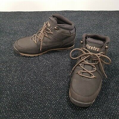 Firetrap Sukra Lace Up Boots In Brown Size 12 Eur 46 44 95 Picclick Uk