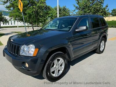 2006 Jeep Grand Cherokee Laredo Jeep Grand Cherokee Laredo 2WD One Owner Low Miles Garage Kept Dealer Maintained