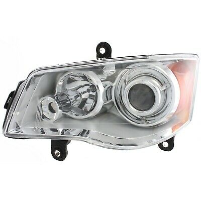 Headlight For 2008-2014 2015 2016 Chrysler Town & Country Left HID