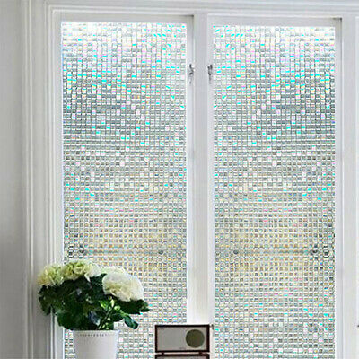 Privacy Frosted Window Film Decorative Etched Feature Glass Self Adhesive Vinyl
