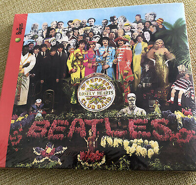 The Beatles - Sgt Peppers Lonely Hearts Club Band (2009 Remaster) Cd]New Sealed