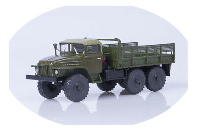 УРАЛ 4320 КУНГ USSR RUSSIAN CAR AUTOHISTORY 101418K 1:43 URAL 4320 KUNG