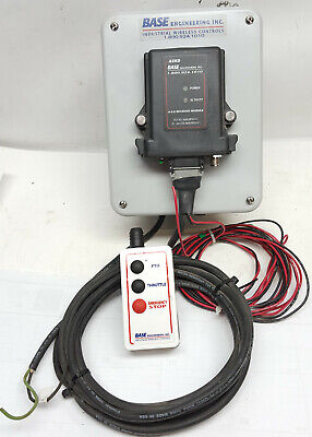 Not sure but it looks new Base Engineering wireless receiver control box remote