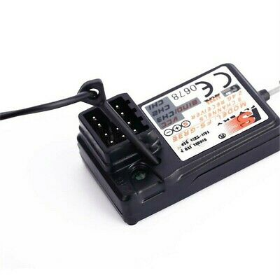 Etronix Pulse。 Receiver Fly Sky FS-GR3E3 Channel 2.4 Ghz Reciever Rc Car Boat