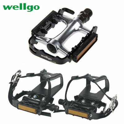 Profession WELLGO M248DU Pedals Alloy MTB Road Bicycle Pedal Bearing Pedal