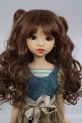 Monique KARLEY Wig Brown Black  Size 7-8 shown on Bailey by My Meadow