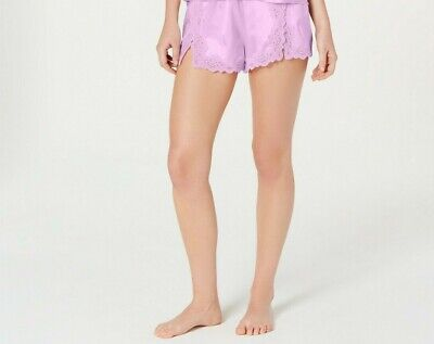 Lilac YOU PICK NEW Lace-Trimmed Jacquard Pajama Romper Details about  /I.n.c