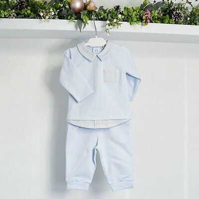 Calamaro Spanish Designer Romany Traditional Baby Boys Clothes Outfit Christmas