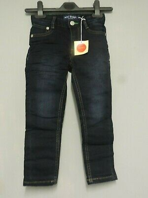 Mini Boden Jersey Jeans Blue Age 4 Years DH011 AA 17
